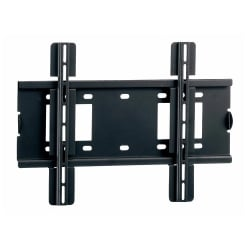 "LCD, LED & Plasma TV Wall Bracket Mount for up to 40kg / 40"" Screens, Black"