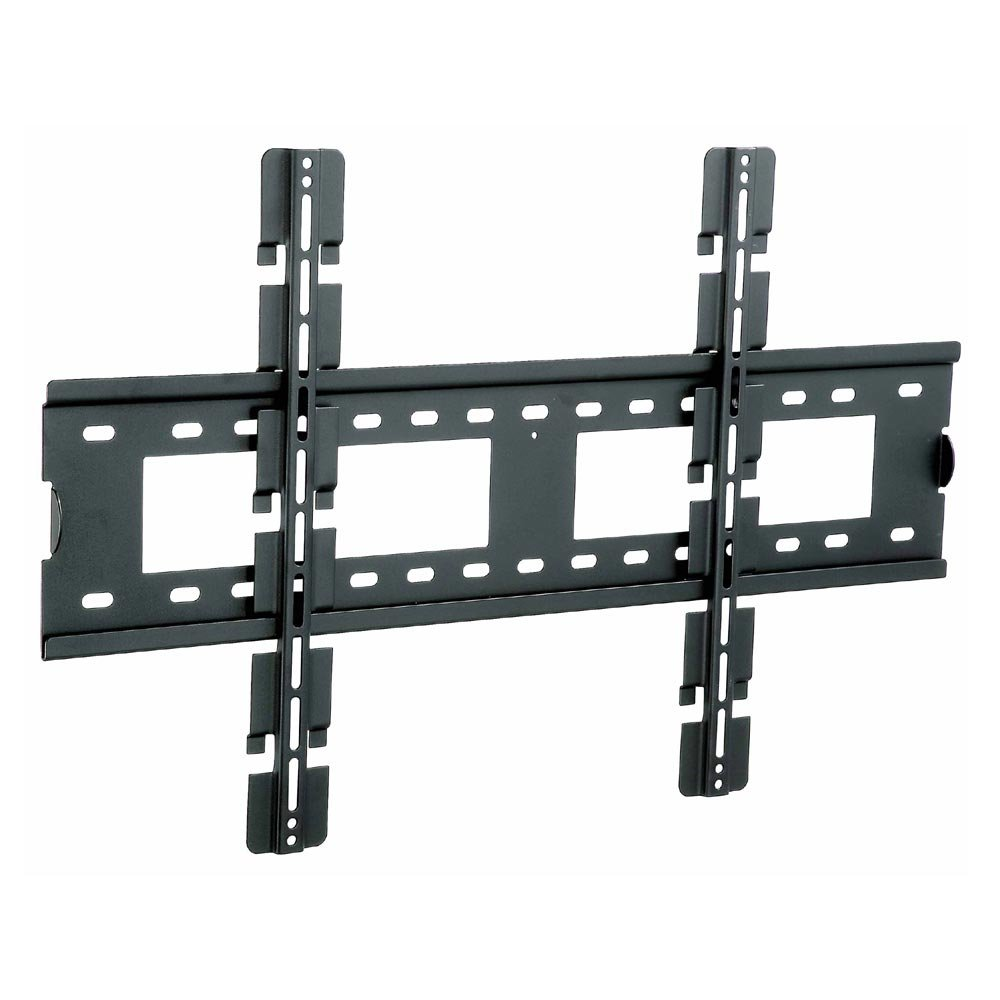 lcd led plasma tv wall bracket mount for up to 60kg 50 screens black from lindy uk. Black Bedroom Furniture Sets. Home Design Ideas
