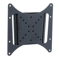 "LCD, LED & Plasma Wall Bracket Mount for up to 36kg / 37"" Screens, Black"