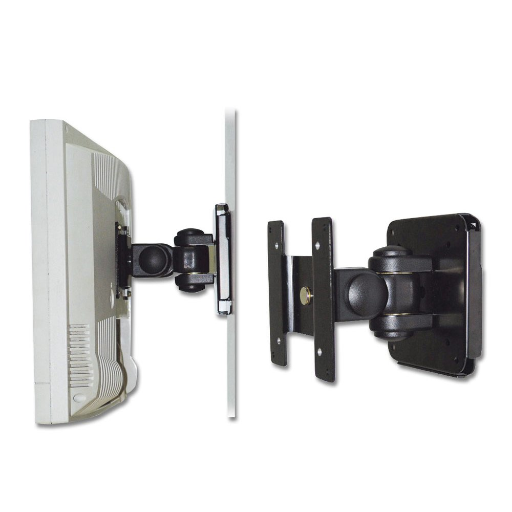 Lcd Amp Led Tv Wall Bracket Mount For Up To 15kg 19