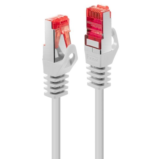 1.5m Cat.6 S/FTP Network Cable, White