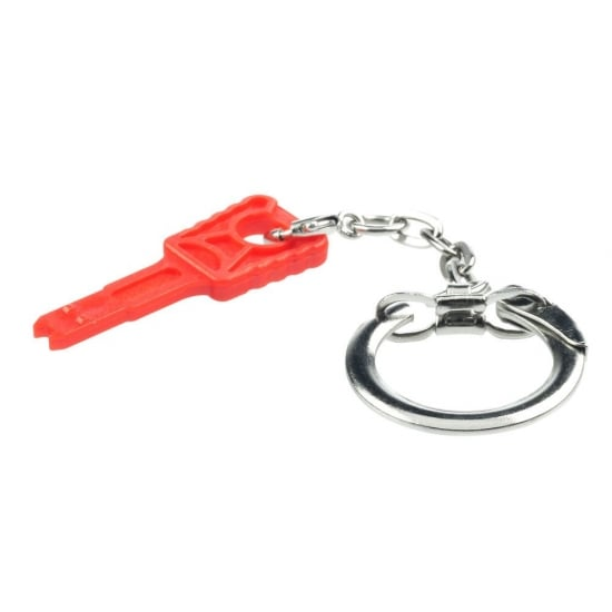 Locking Key for CAT6 U/UTP Locking Network Cables
