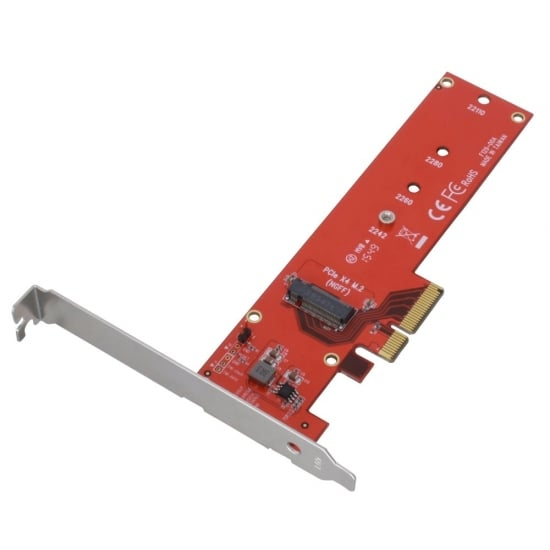 M.2 SSD to PCIe Adapter Card