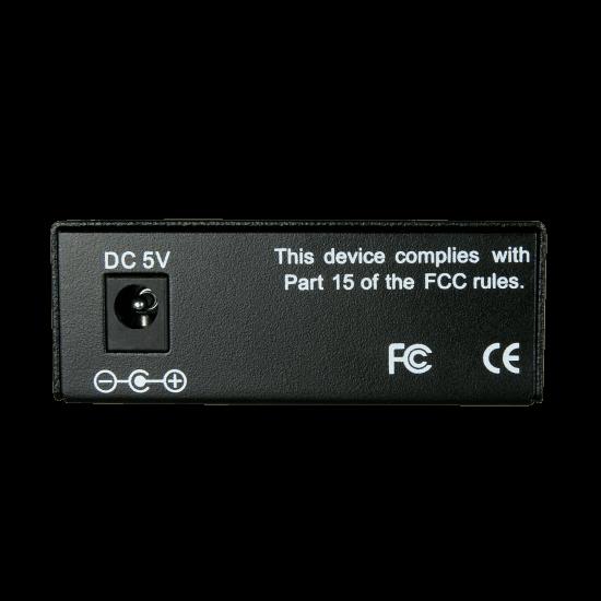 MediaConverter SC(100-FX)- RJ45 (10/100) Multimode