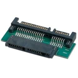Micro SATA Data + Power to SATA Data + Power Adapter 3.3V/5V DC