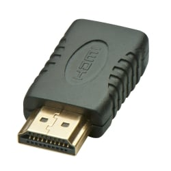 Mini HDMI Female To HDMI Male Adapter