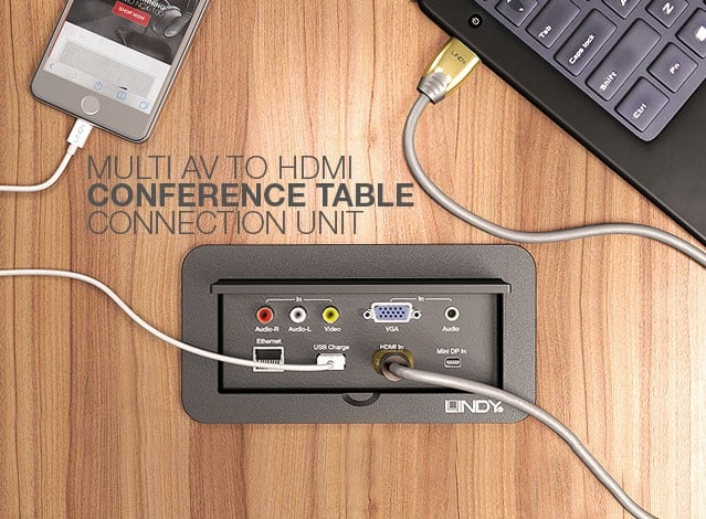 Conference unit