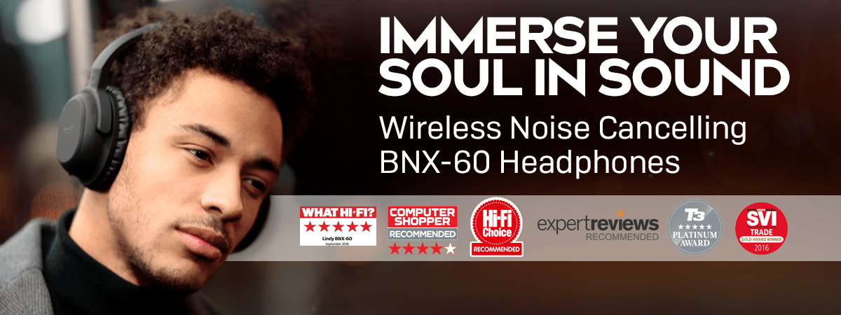 BNX-60 Wireless Bluetooth Headphones