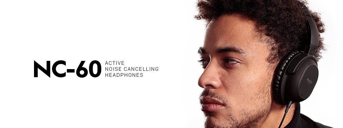 NC-60 Noise Cancelling Headphones
