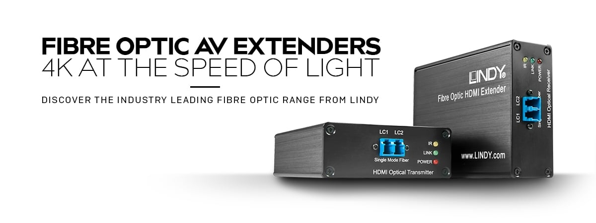 Fibre Optic AV Extenders