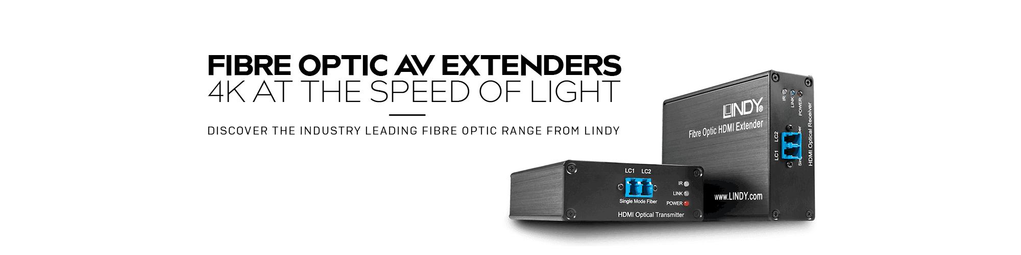 Fibre Optic AV Extenders