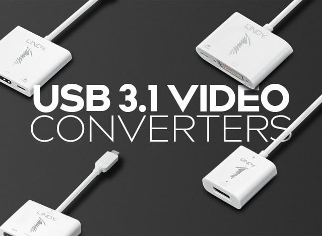 USB Video Converters