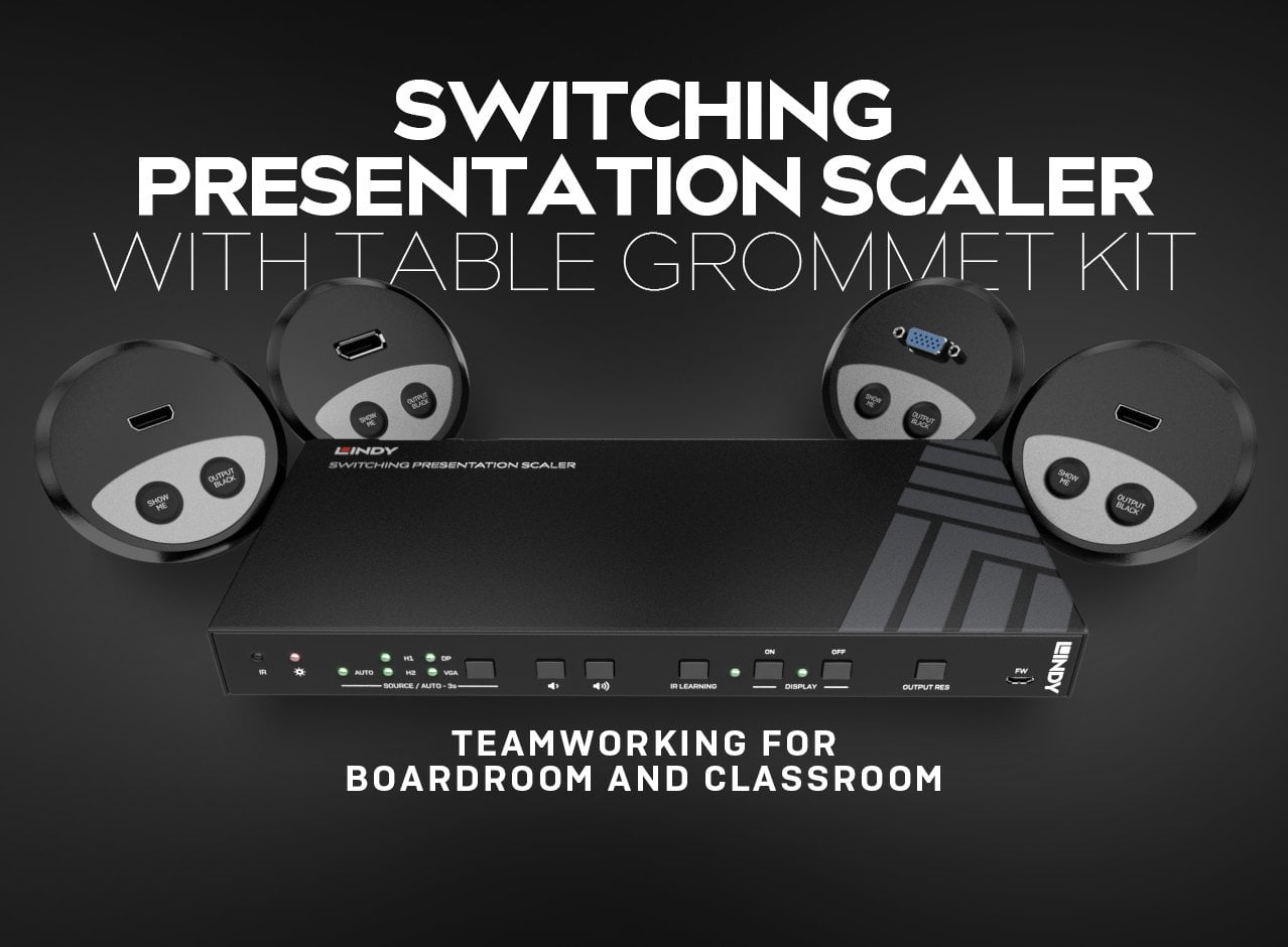 38282 Switching Presentation Scaler