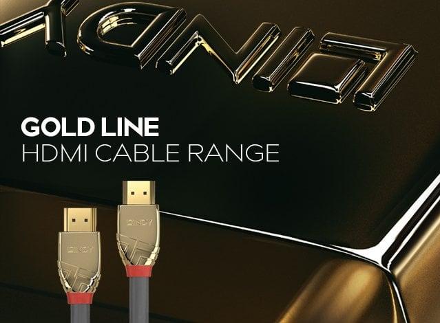 Gold Line HDMI