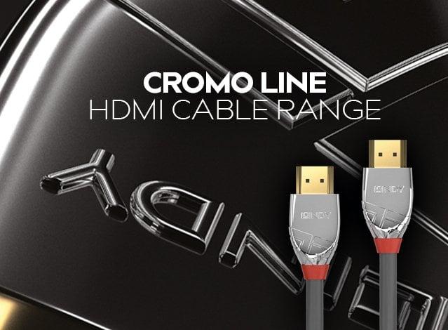 Cromo Line HDMI Cables