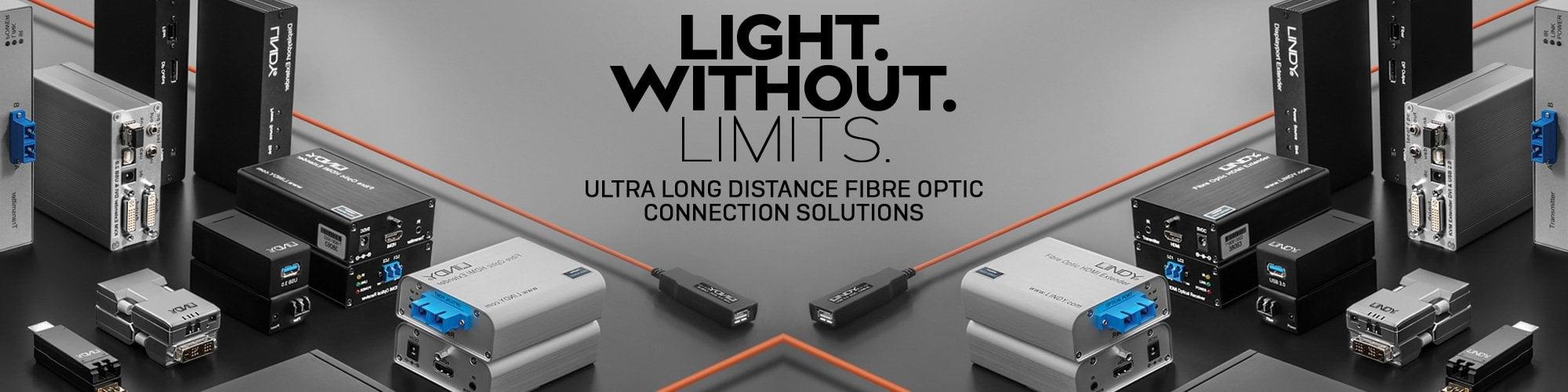 Fibre Optic Extenders
