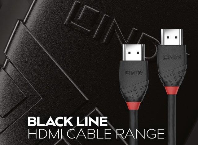 Black Line HDMI
