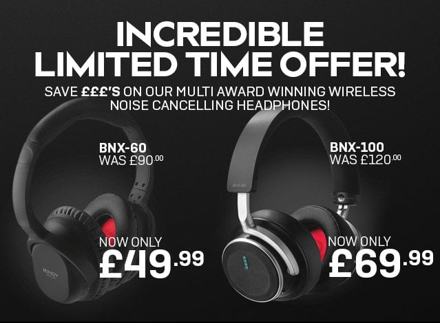 Headphone Offer
