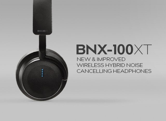 BNX-100XT Headphones