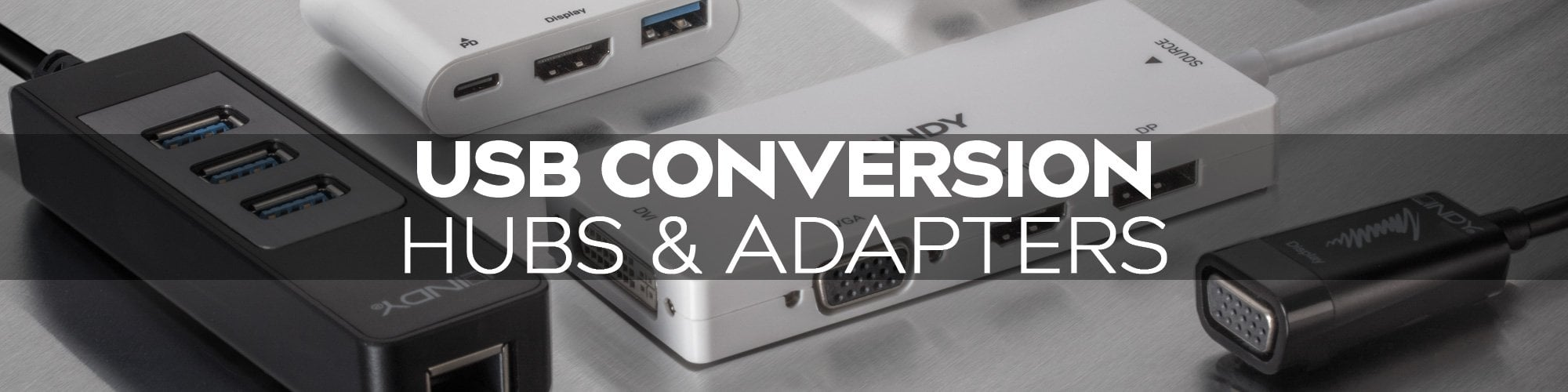USB Conversion