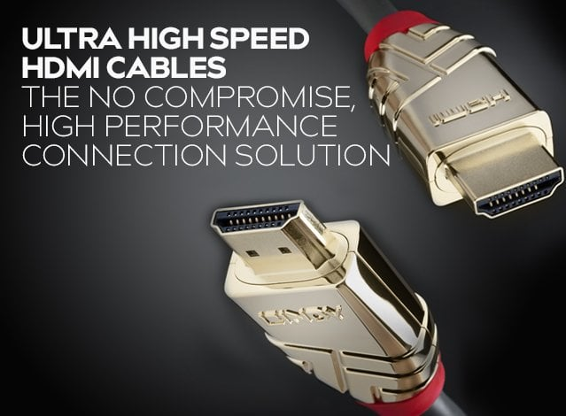 Ultra High Speed HDMI Cables