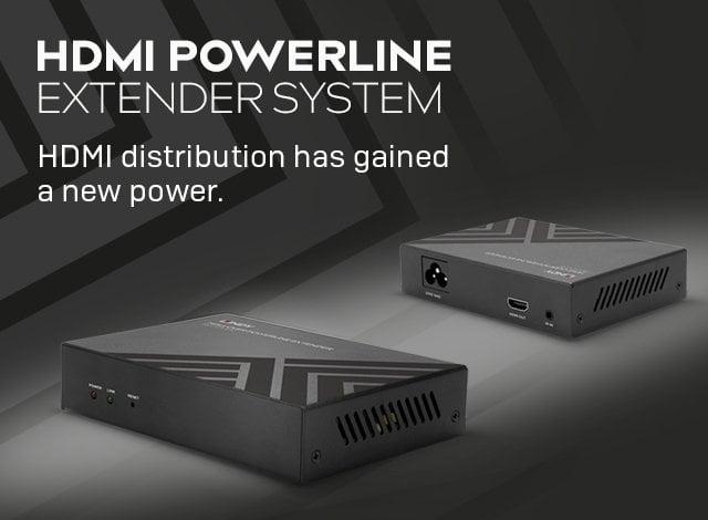 HDMI Powerline Extender