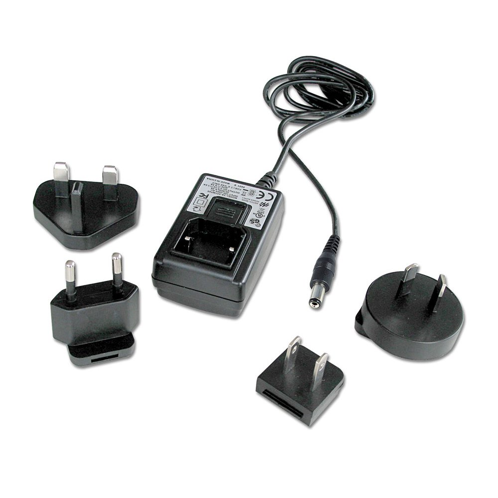 multi country switching ac adapter 9v dc 0 5a inner outer dc jack from lindy uk. Black Bedroom Furniture Sets. Home Design Ideas