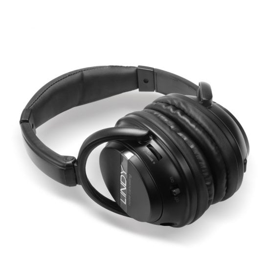 NC-40 Wired Active Noise Cancelling Headphones