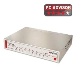 Network Switch - Gigabit, Desktop, 8 Port, 10/100/1000
