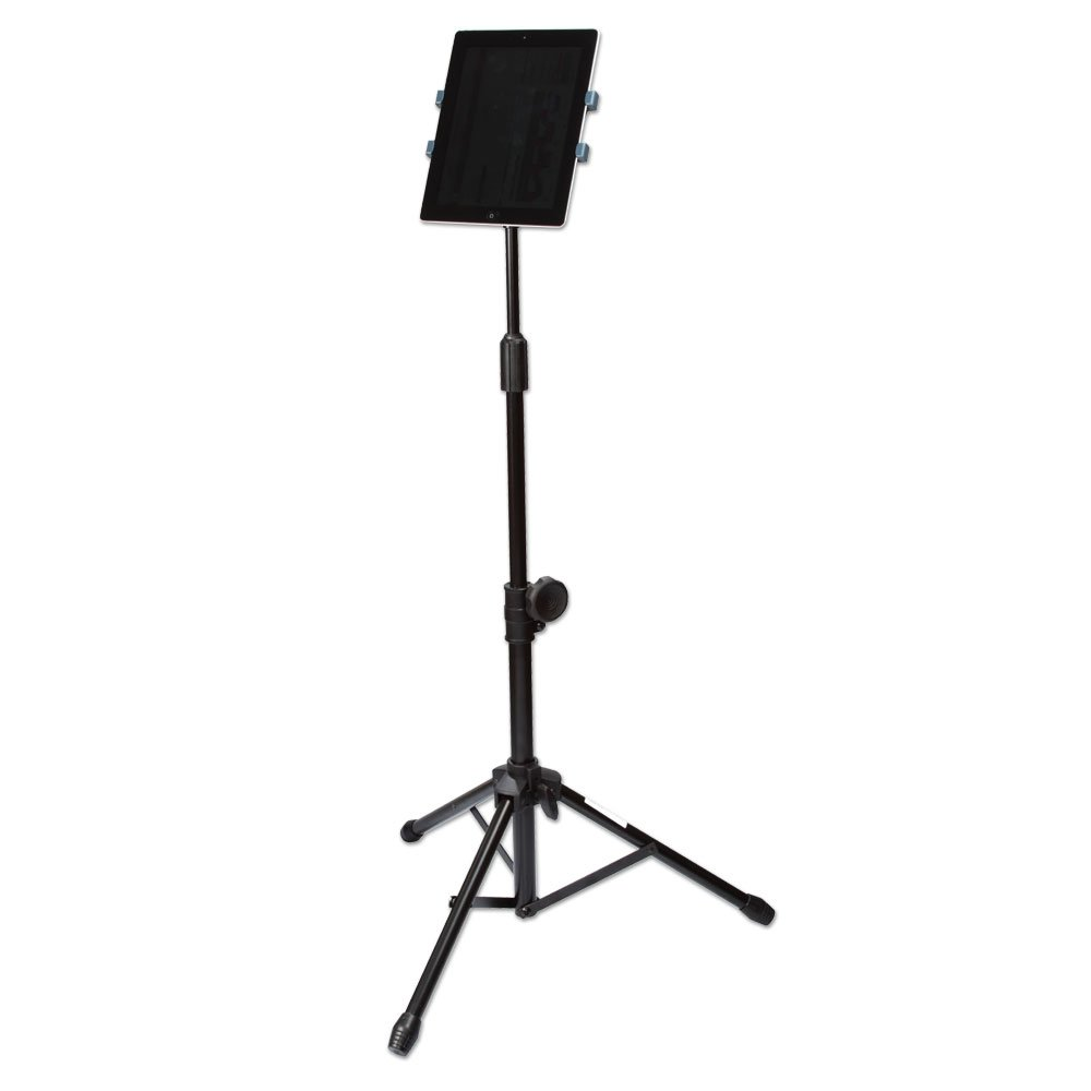 Portable IPad Tablet Tripod Stand For Use With 7 10