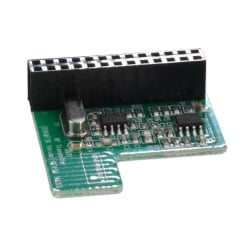 Raspberry Pi Controller Board with 2 RF Sockets