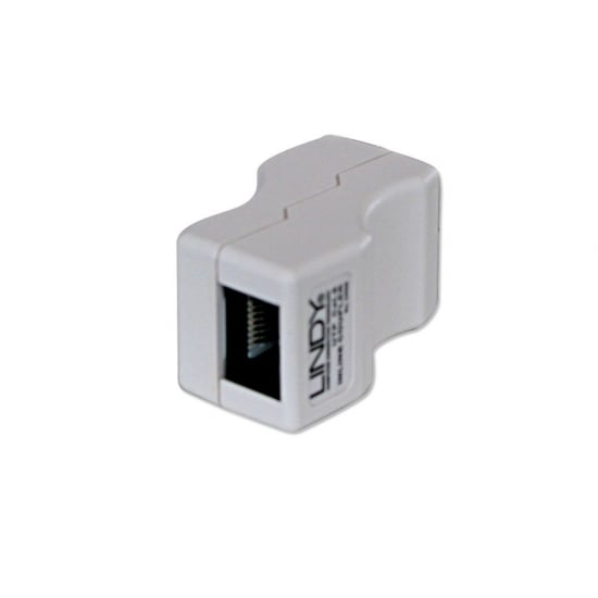 RJ-45 Female to Female, UTP CAT6 (Line Coupler)