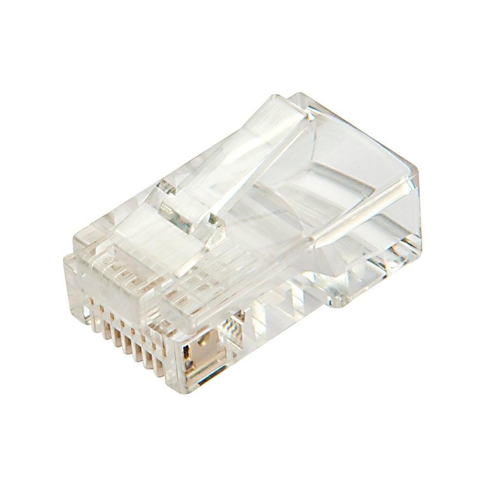 Rj45 Connector Utp Cat  5e  Pack Of 10