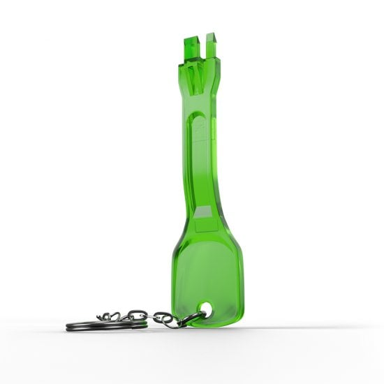 RJ45 Port Blocker Key, Green