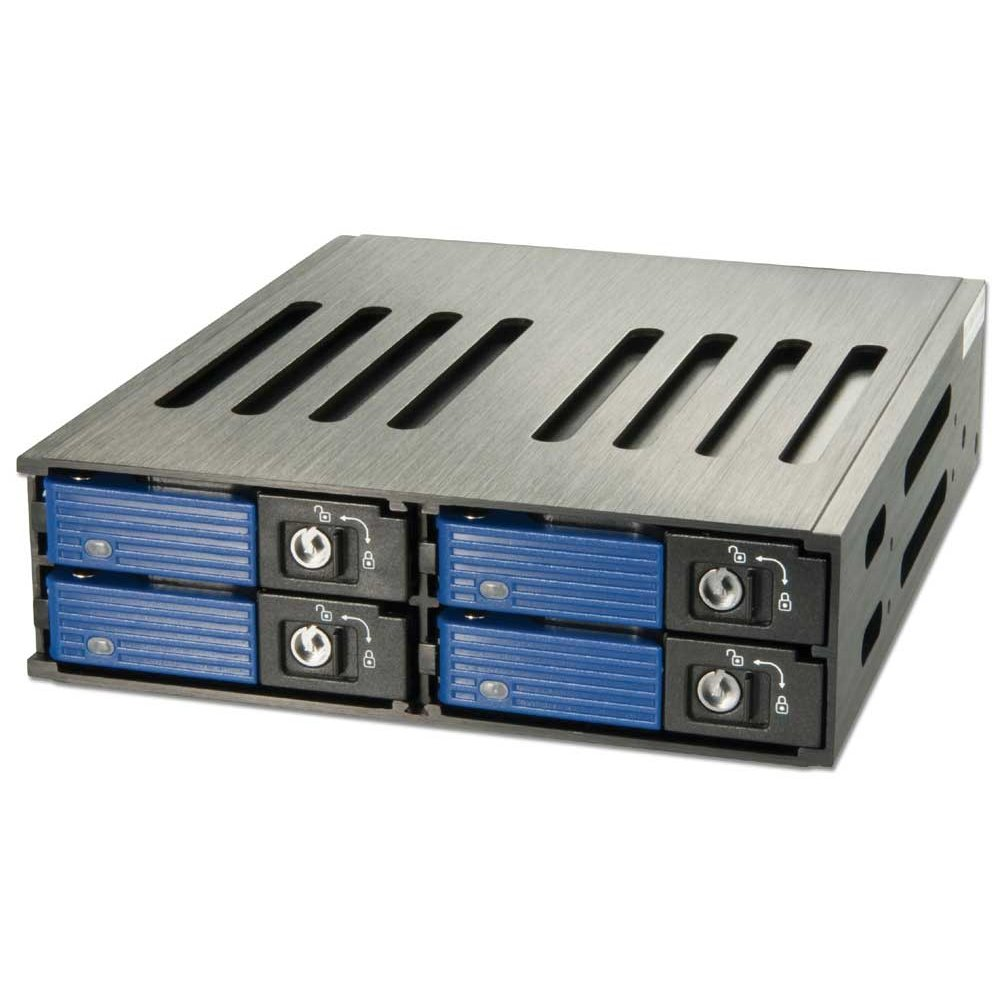 Sas Sata Back Plane System For 4 X 2 5 Hard Drives From