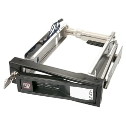 SATA III 3.5 inch HDD Backplane Module, Lockable