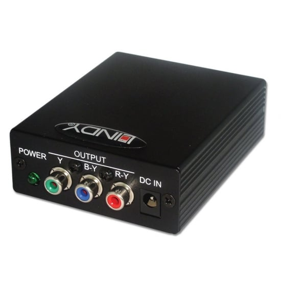 SCART to Component Video Converter