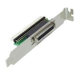 SCSI-II to SCSI-I/II External to Internal Adapter