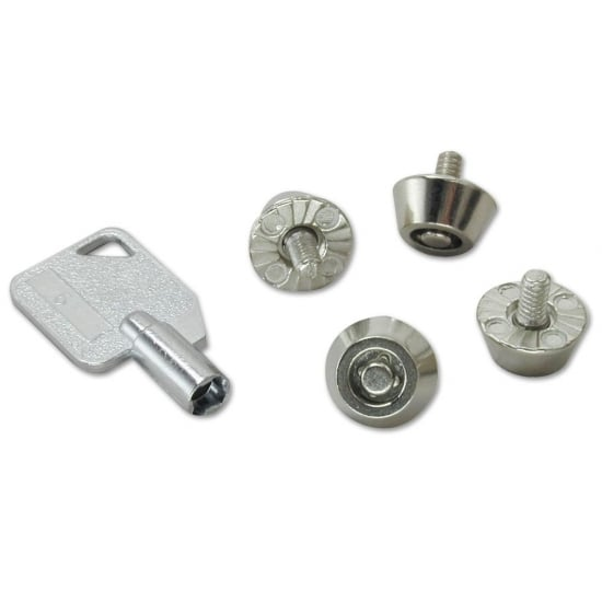 Security Screws for PC Cases