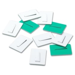 Self Adhesive Cable Clip, Pack of 10