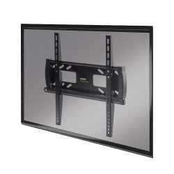 Single Display Fixed Wall Mount