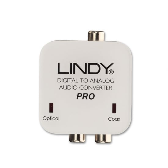 SPDIF DAC Pro with Phono Outputs