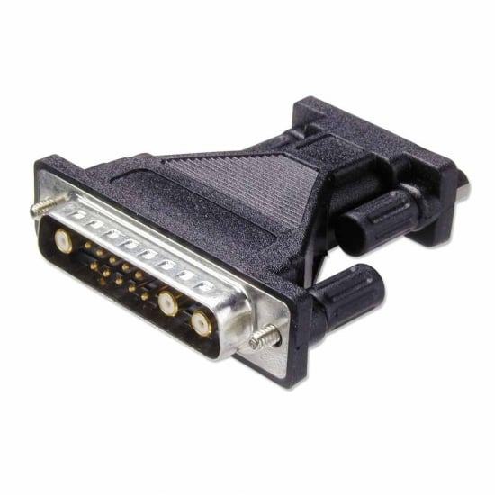 Sun Sparc Monitor Adapter, Male to Female