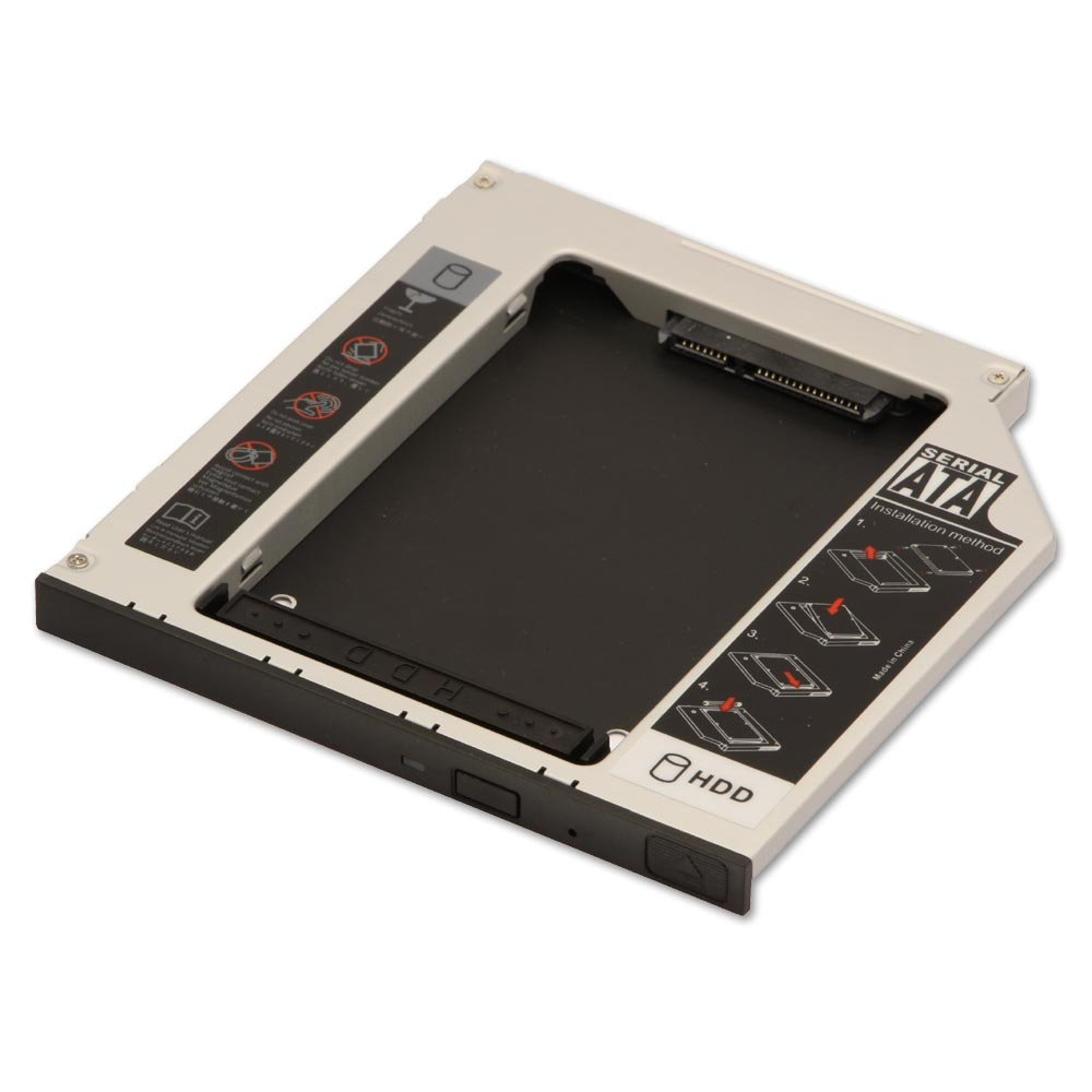 Ultra Slim Odd Caddy For 2 5 Quot Sata Hdd 9 5mm Height
