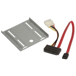 "Universal 2.5"" HDD to 3.5"" Bay, SATA"