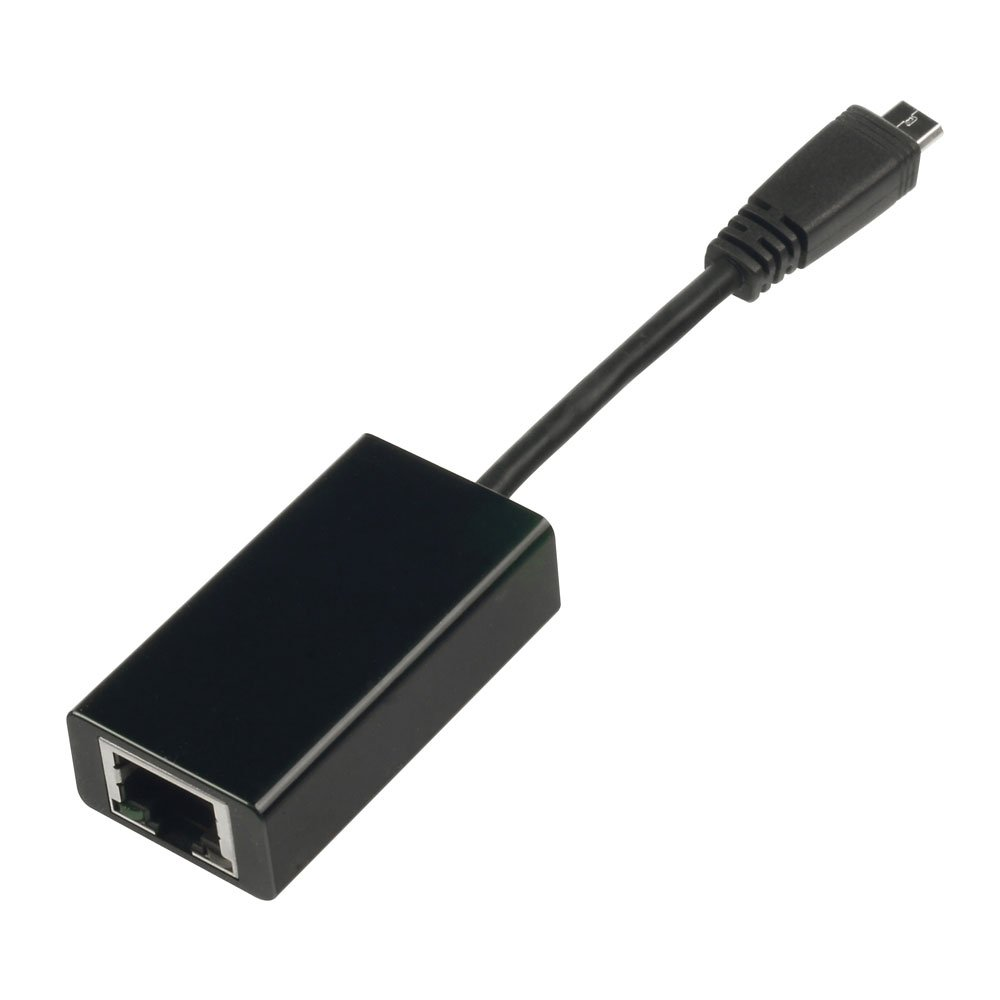 usb 2 0 fast ethernet adapter usb micro b from lindy uk. Black Bedroom Furniture Sets. Home Design Ideas