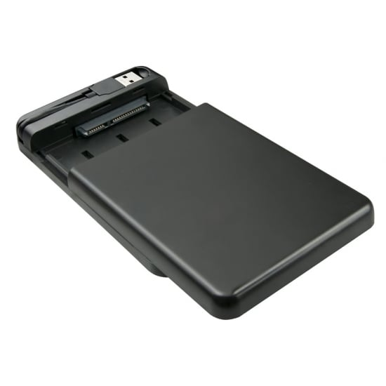 "USB 3.1 Drive Enclosure For 2.5"" SATA Hard Drives"
