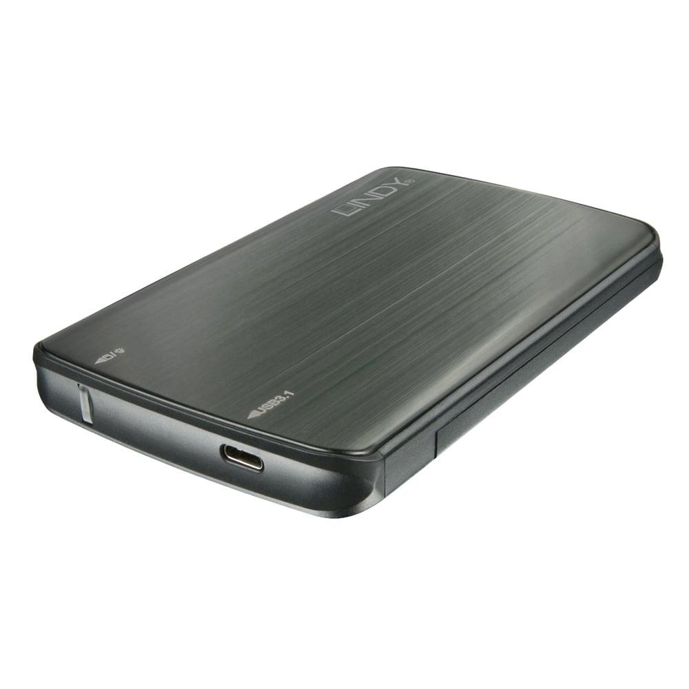 USB 31 Gen 2 SATA Enclosure 25