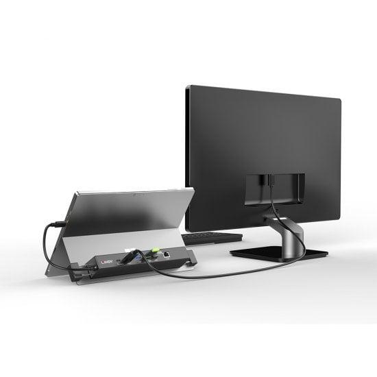USB 3.2 Gen 2 Type C Mini Docking Station - HDMI, PD 3.0 100W, USB 3.2 Gen 2, Gigabit