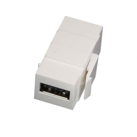 USB Reversible A to A Keystone